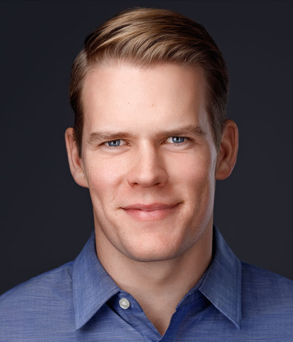 Alex Griffin headshot